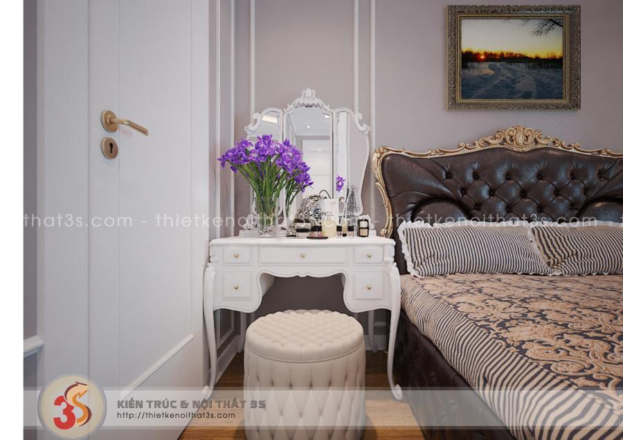 Phòng ngủ - Sự kết hợp hoàn hảo giữa cổ điển và hiện đại
