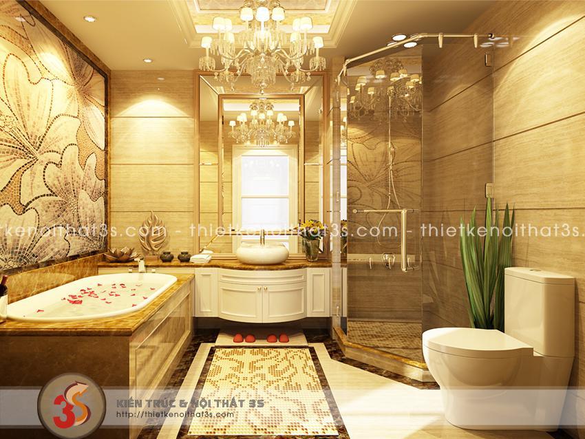 Không gian phòng tắm - Thư giãn và chăm sóc cơ thể
