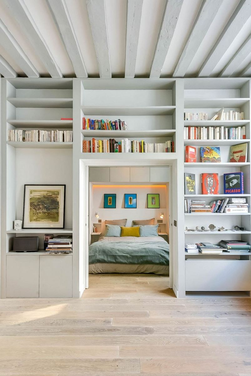 Compact-and-cozy-bedroom-as-viewed-from-the-living-room